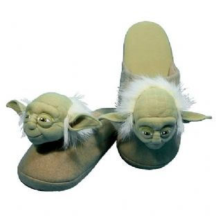 Star Wars 'Yoda' Slippers